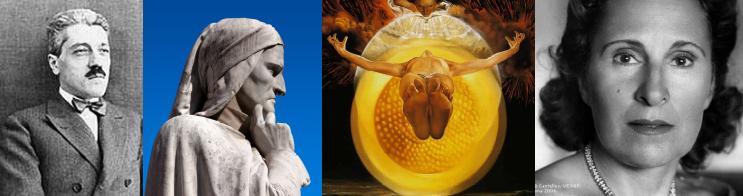 Salvador Dalì  e la sua Ascensione
